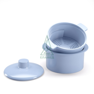 Емкости-контейнеры для дезинфекции мелких стоматологических инструментов