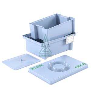 Стерилизуемые ёмкости-контейнеры